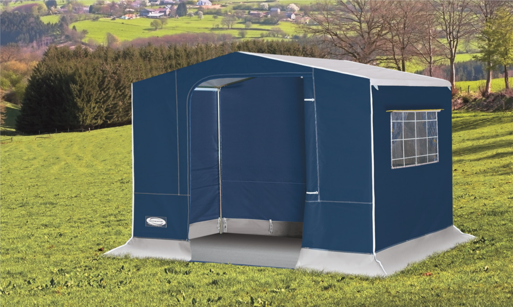 STORAGE TITAN 230 X 140 cm & Kitchen tents and Storage tents | Leinwand Artículos Camping